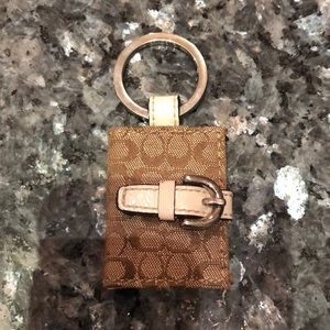 Coach Key chain